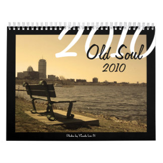 Calendario viejo del alma 2010