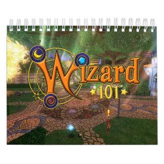 Calendario Wizard101 2016