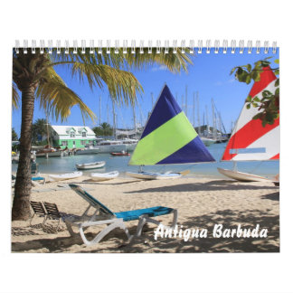 Calendarios de Antigua Barbuda