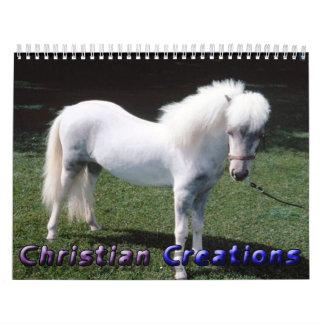 Calendarios de los amantes del caballo