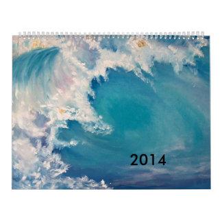 Calendarios del arte