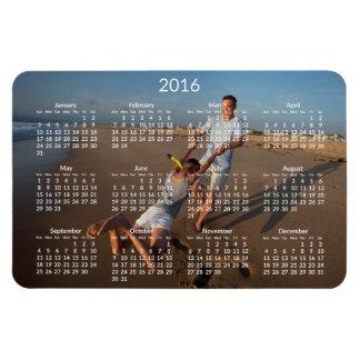 Calendarios personalizados 2016 imanes flexibles