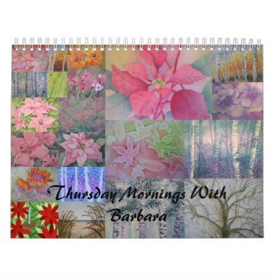 calender2, Thursday Mornings With ... - Customized Wall Calendars
