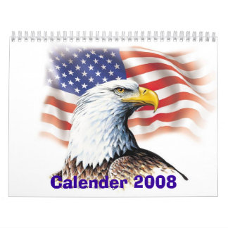Calender 2008 wall calendar