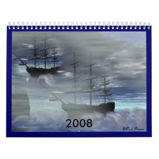 Calender A 2008 Calendar