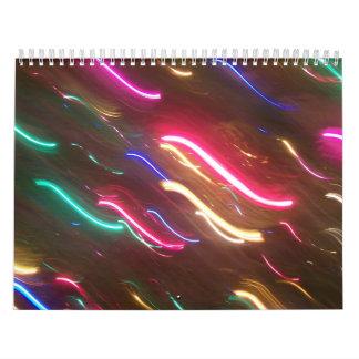 Calender of Light Calendar