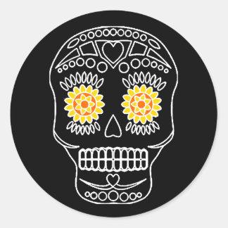 Caléndula DOD Stickers