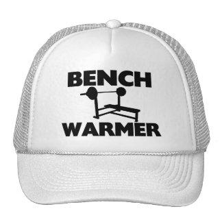 Calentador de banco gorras de camionero