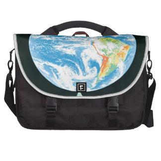 Calentamiento del planeta bolsas de portátil