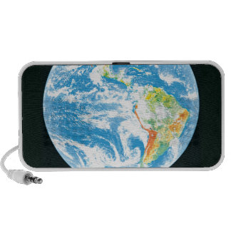 Calentamiento del planeta laptop altavoz