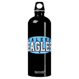 Calera High School; Eagles Aluminum Water Bottle