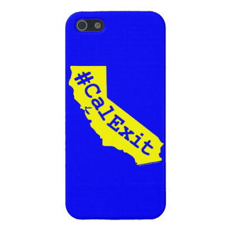 CalExit iPhone SE/5/5s Cover