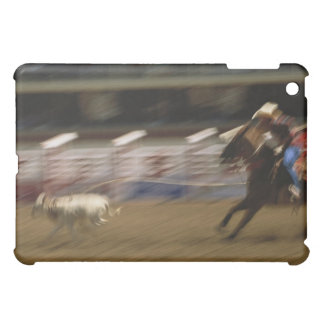 Calf Roping, Calgary Stampede iPad Mini Cases