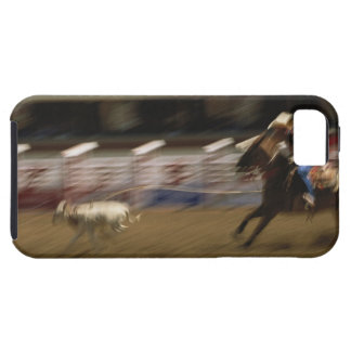 Calf Roping, Calgary Stampede iPhone SE/5/5s Case