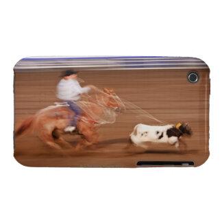 Calf roping iPhone 3 Case-Mate case