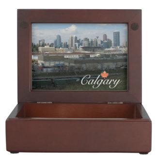 Calgary Alberta Memory Boxes