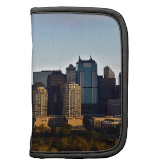 Calgary, Alberta Skyline Organizer