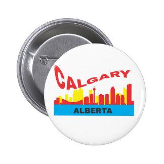 Calgary Button