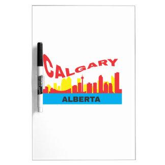 Calgary Dry-Erase Board
