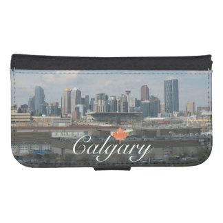 Calgary Galaxy S4 Wallet