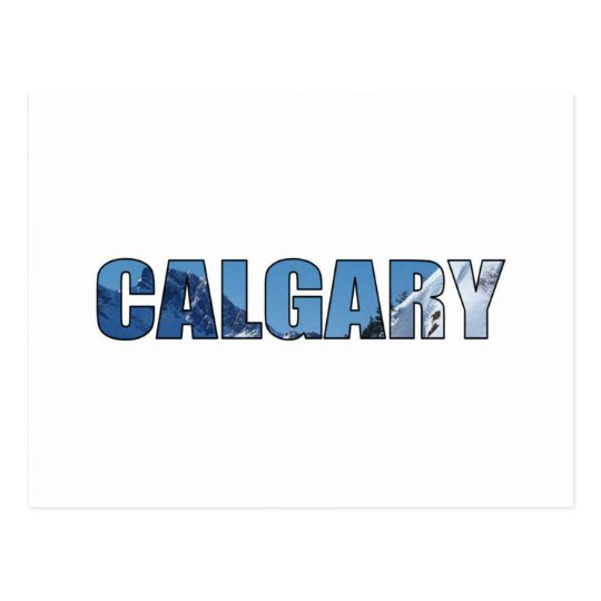 Calgary Tarjetas Postales