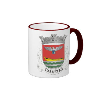 Calhetas*, Azores Coffee Mug