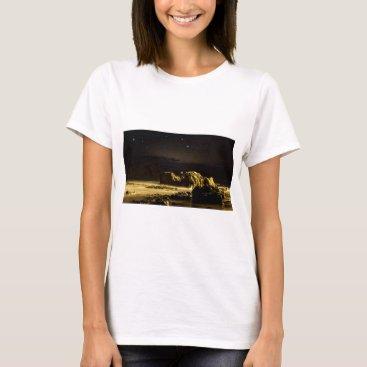 Beach Themed Calheta's Coast T-Shirt