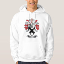 Calhoun Family Crest Coat of Arms Hoodie