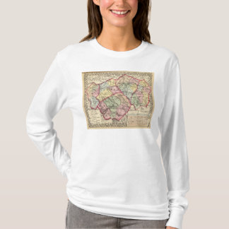 Calhoun, Gilmer, Braxton, Lewis, Upshur counties T-Shirt