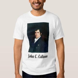 Calhoun, John C. Calhoun Tee Shirt