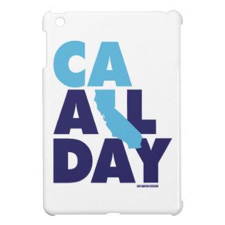 Cali All Day - iPad Mini Case QPC template