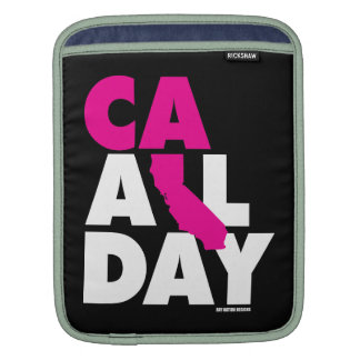 Cali All Day - iPad Sleeve