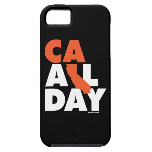 Cali All Day - iPhone 5 Vibe QPC iPhone 5 Covers