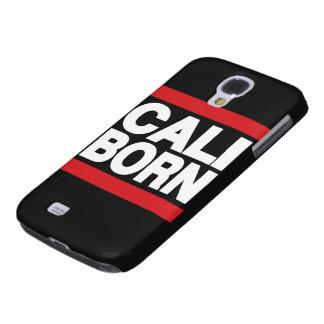 Cali Born Red Samsung Galaxy S4 Case