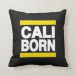 Cali Born Yellow Pillow