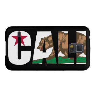 Cali California Flag Galaxy S5 Case