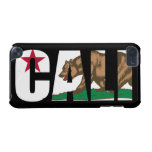 Cali California Flag iPod Touch (5th Generation) Case