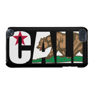 Cali California Flag iPod Touch (5th Generation) Cover