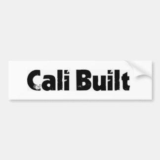 Cali construyó venta de parachoques pegatina para auto