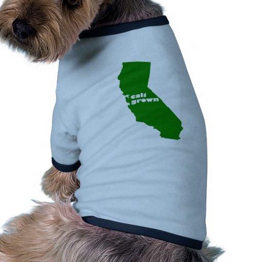 Cali crecido camisas de perritos