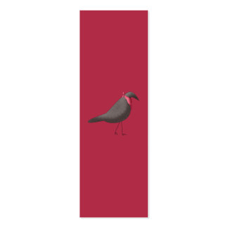 Cali Crows · Crow & Bandana Mini Business Card
