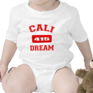 CALI DREAM 415 png T Shirts