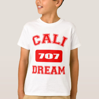 CALI DREAM 707.png T-Shirt