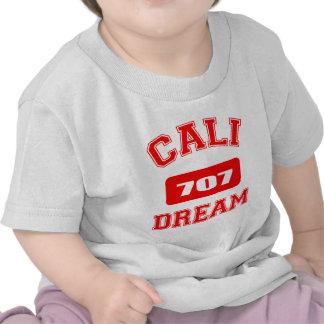 CALI DREAM 707 png T Shirt
