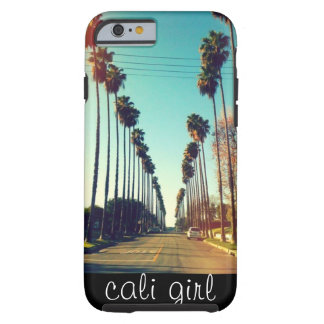 cali girl phone case iPhone 6 case