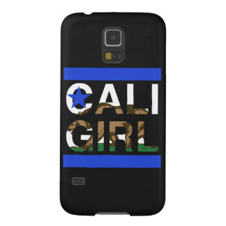 Cali Girl Rep Blue Case For Galaxy S5