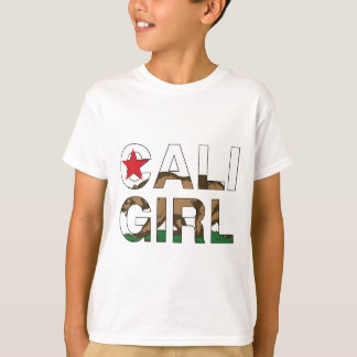 Cali Girl Rep Clear T-Shirt