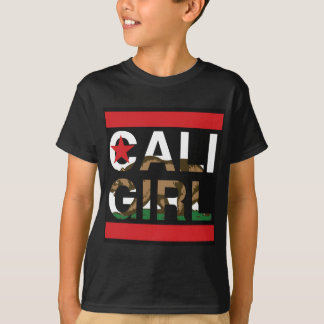 Cali Girl Rep Red T-Shirt