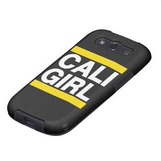 Cali Girl Yellow Galaxy SIII Covers
