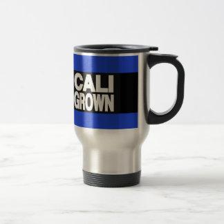 Cali Grown 2 Blue Travel Mug